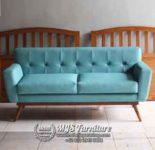 Sofa Minimalis Retro Scandinavian Terbaru