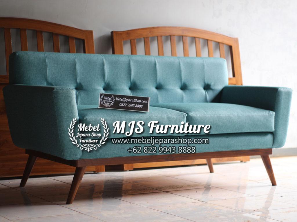 jual sofa minimalis retro terbaru