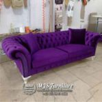 Sofa Jepara Model Chesterfield Terbaru