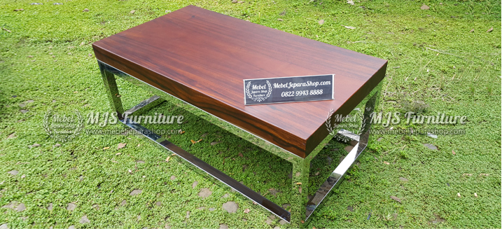 Coffee Table Meja kayu Solid