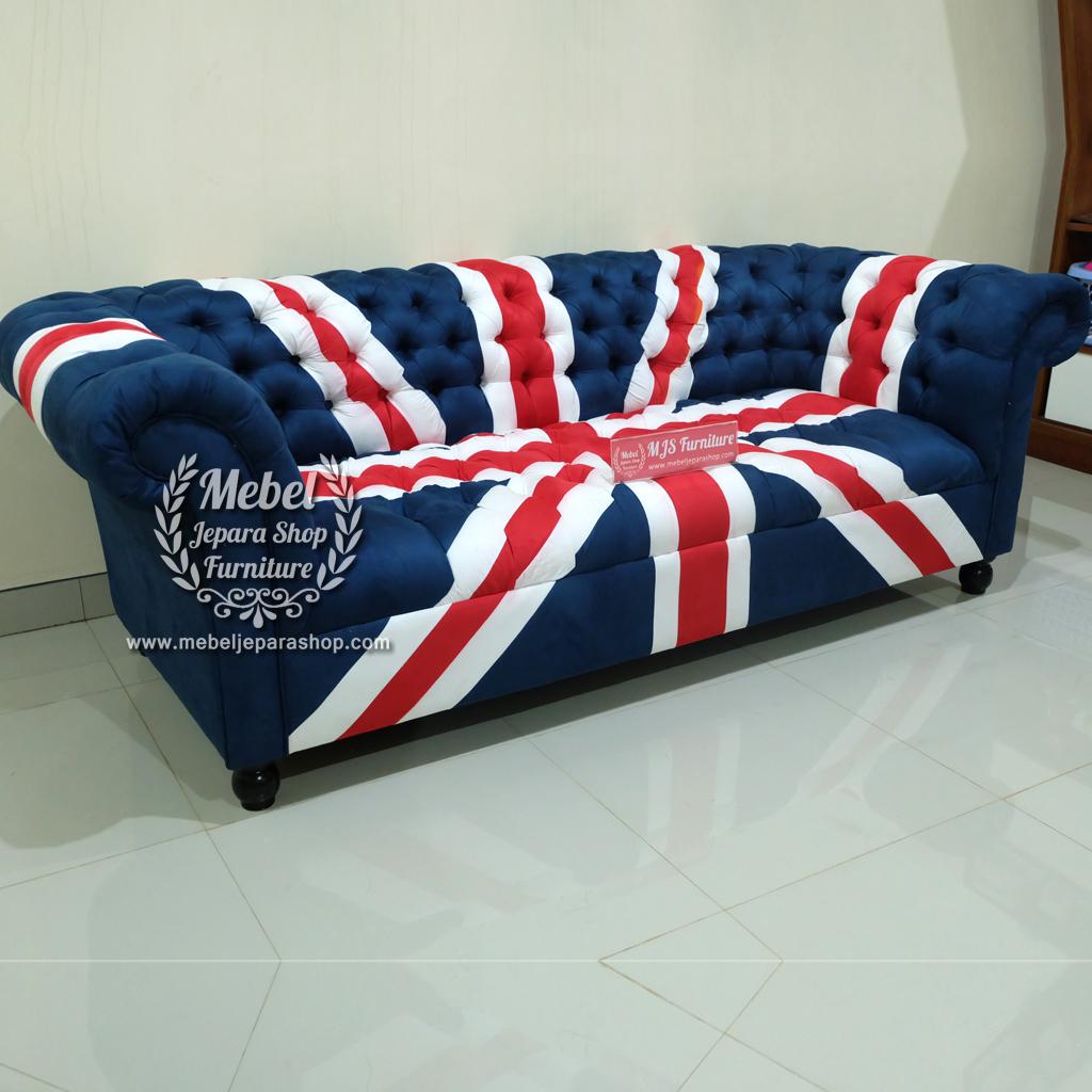 harga Sofa Bendera inggris original england