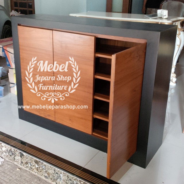 cabinet buffet storage jepara