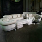 Kursi Tamu Sofa Chesterfield Set