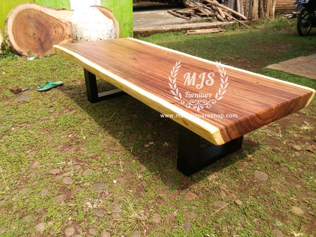 coffee table kayu suar