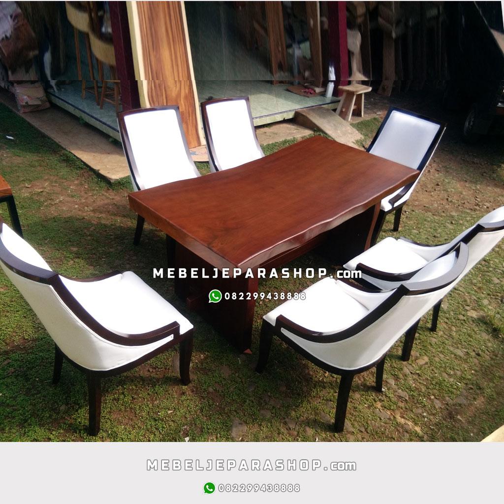 meja kayu trembesi terbaru 2019