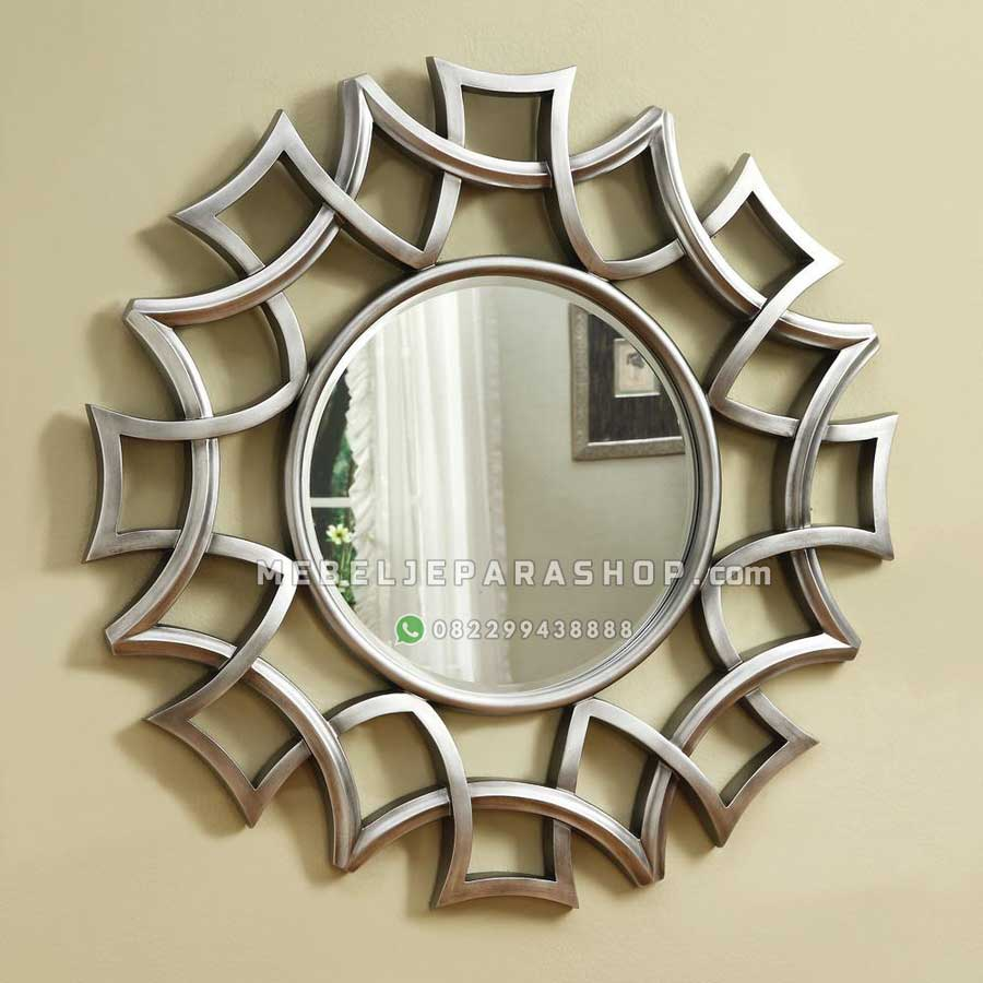 cermin hias modern minimalis