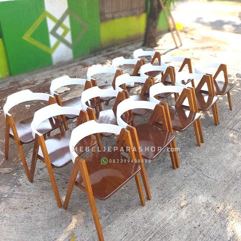 jual kursi cafe simple modern murah