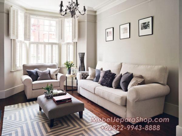 jual sofa tamu apartmen victorian vanity