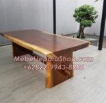 Meja Trembesi pendek kecil murah 155x150 - Meja-Trembesi-pendek-kecil-murah