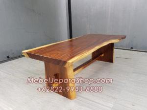 meja trembesi kecil murah 300x225 - Meja Kayu Trembesi Pendek Murah