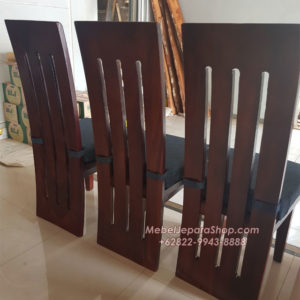 kursi kayu suar terbaru