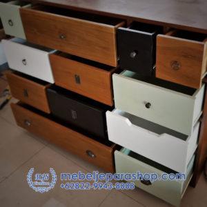 cabinet laci vintage jepara